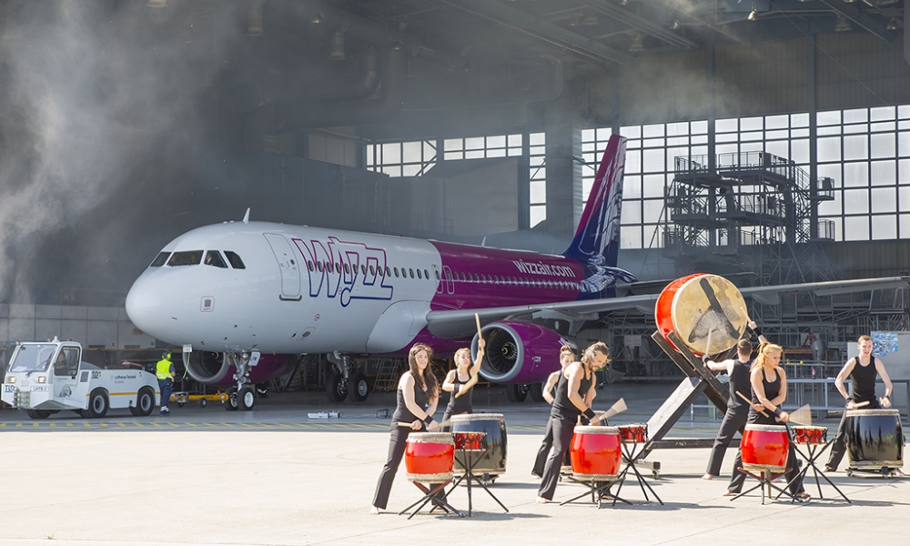 Wizz Air to launch four new London Luton routes
